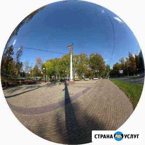 360-градусные панорамы Чебоксары