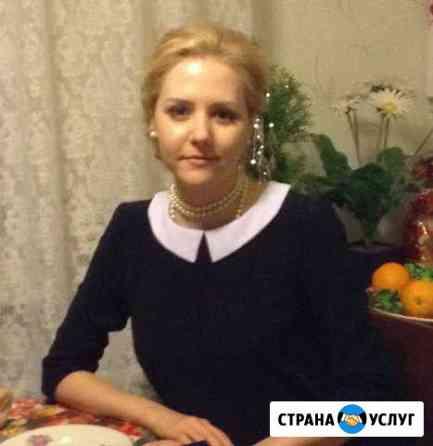 Репетитор (преподаватель) по русскому языку Тамбов
