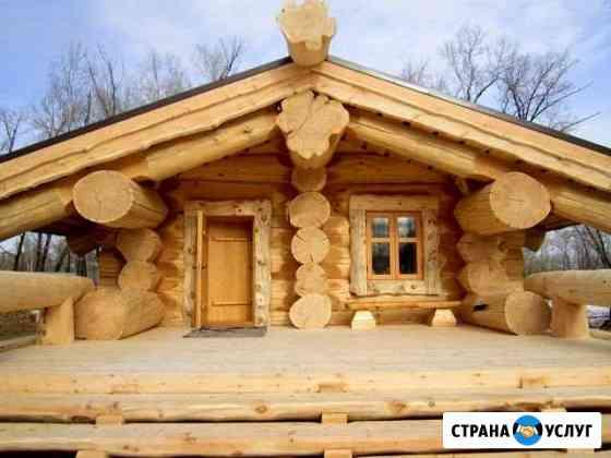 Дома, бани из кедра. Строительство Горно-Алтайск