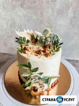 Торты, капкейки, кейкпопсы, десерты в стакане Уфа