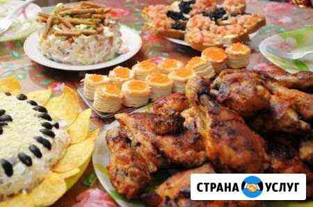 Профессиональный повар на ваше торжество Саратов