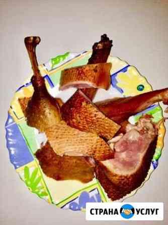 Копченые утки И гуси натурального копчения Уфа
