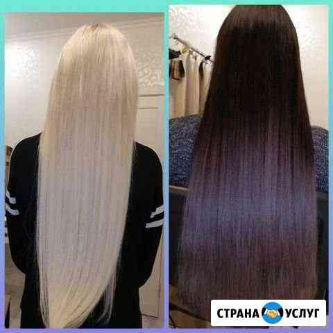 Обучение наращивания волос Брянск