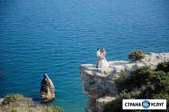 Видеосъёмка свадьбы Севастополь