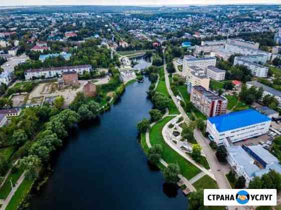 Съемка с квадрокоптера Казань