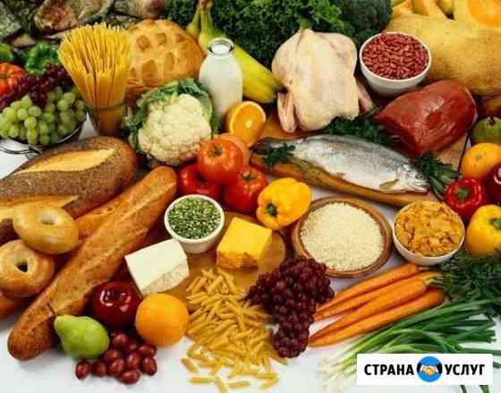 Доставка продуктов Казань