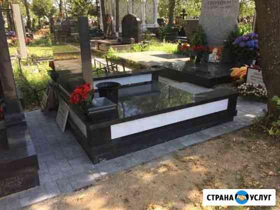 Памятники, надгробные плиты на заказ Батайск
