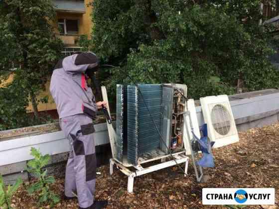 То и ремонт кондиционеров Липецк
