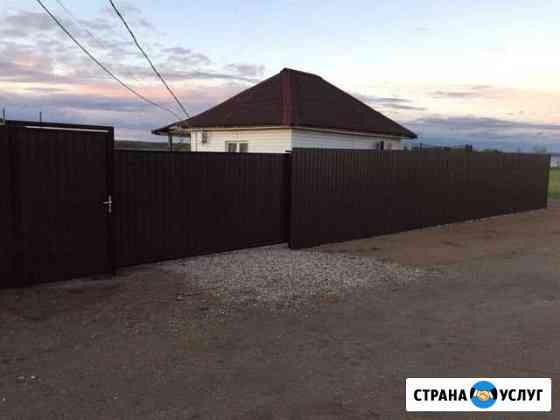 Забор Череповец