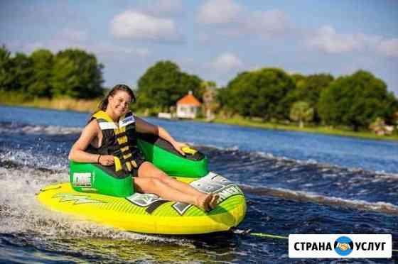 Водные развлечения, аренда, прокат катера Димитровград