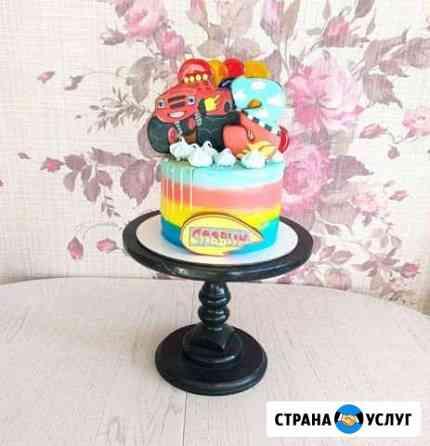 Торт на заказ Рязань