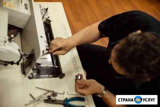 Ремонт швейных машин и парогенераторов Калининград