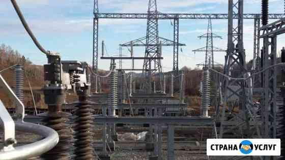 Электромонтаж, пусконаладка, слаботочные сети Горно-Алтайск