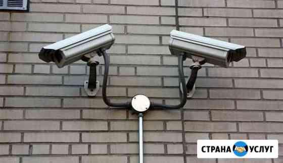 Видеонаблюдение, сигнализация,домофоны Туймазы