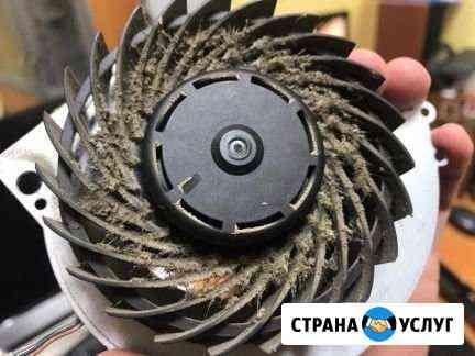 Профилактическая чистка: Консолей Ноутбуки Санкт-Петербург