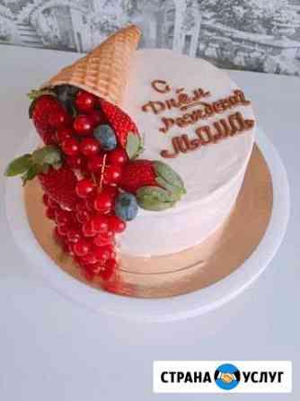 Вкусные торты на заказ Уфа Уфа