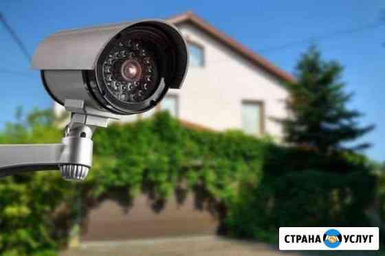 Видеонаблюдение охрана - продажа, аренда, монтаж Шахты