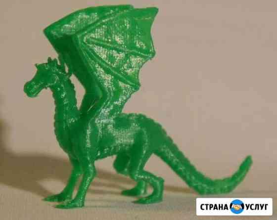 3D принтер печать Кострома