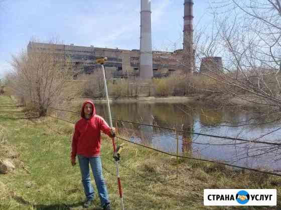 Геодезические услуги Ульяновск