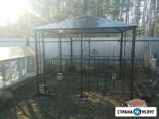 Забор из профнастила Киров
