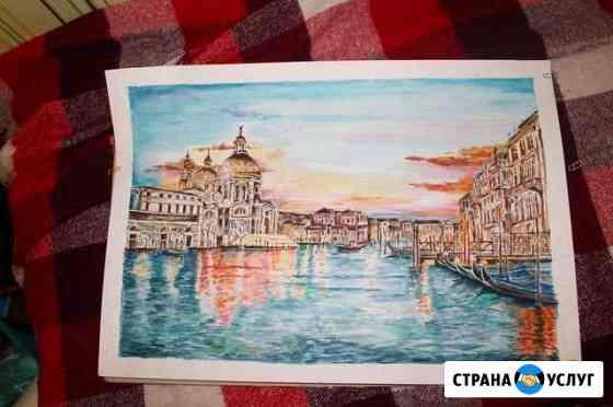 Картины на заказ Казань