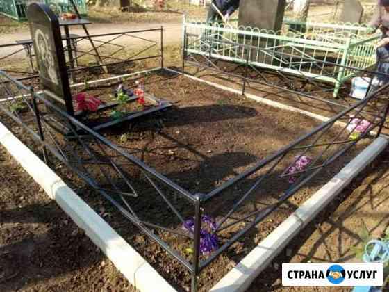 Уход за могилами Тольятти