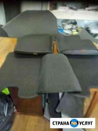 Изготовление EVA ковриков Владивосток