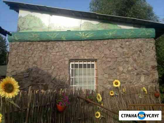 Художественная роспись, арт объекты. Граффити Красноярск