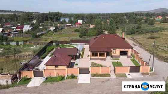 Аэросъемка. Фото / видеосъемка квадрокоптером Красноярск