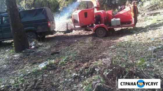 Аренда Skorpion 250 SDT дробилки древесных отход Калуга