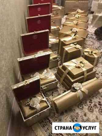 Прокат свадебных чемоданов Грозный