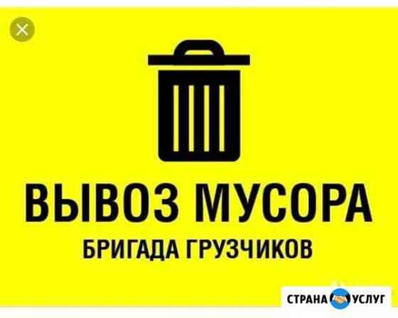 Вывоз строительного мусора, старых вещей, ненужног Брянск