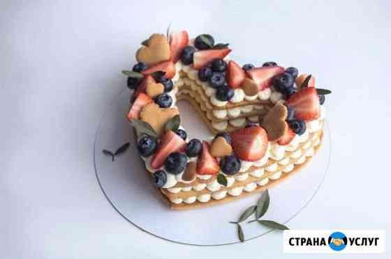 Торт и десерты на заказ Воронеж