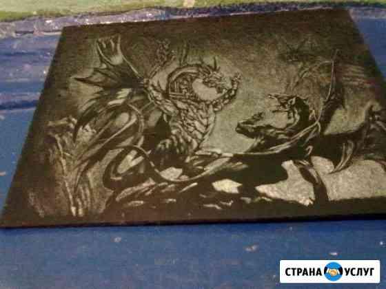 Сувенирные картины на стекле Волгоград