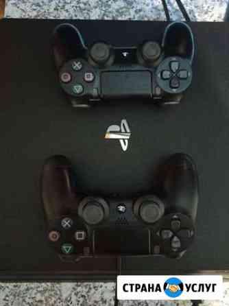 Аренда Sony PlayStation 4pro Ханты-Мансийск