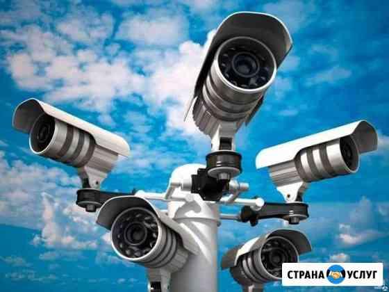 Установка систем видеонаблюдения Иркутск