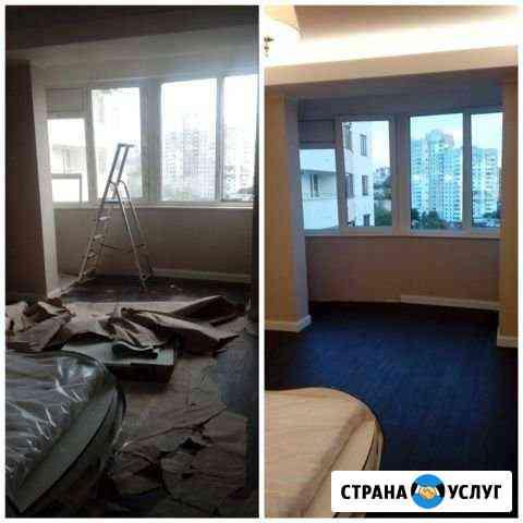 Уборка квартир после ремонта Алагир