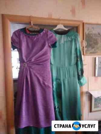 Пошив одежды на все сезоны и текстиля для дома Томск