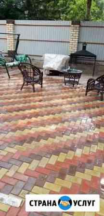 Укладка тротуарной плитки И брусчатки Ухта
