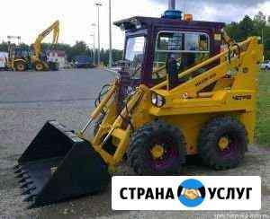 Услуги мини-погрузчика Бугуруслан