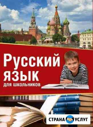 Репетитор русского языка Хабаровск