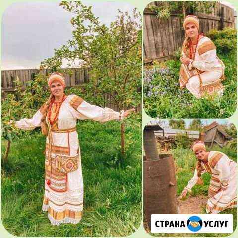 Аренда русские костюмы Черногорск