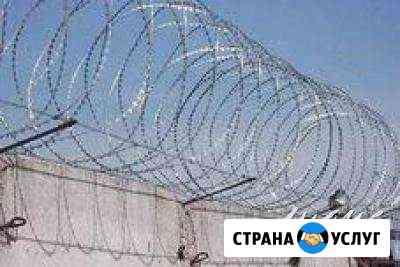 Ооо  прикер монтаж колючей проволоки и видеонабл Ефремов