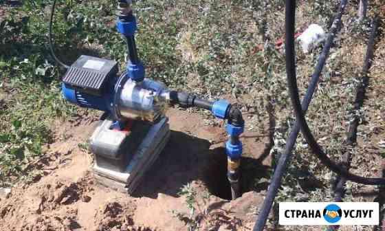 Бурение скважин на воду Брянск