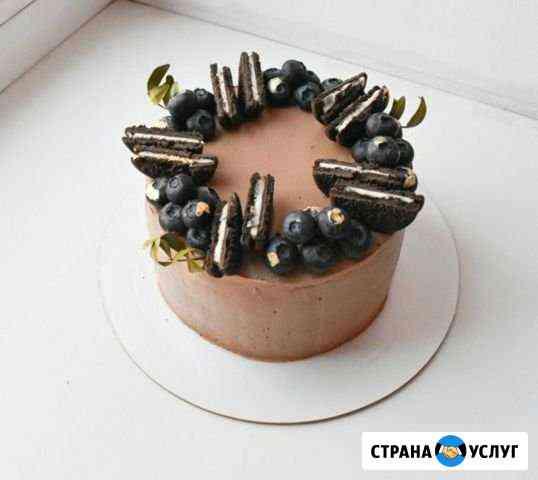 Торты и десерты на заказ Екатеринбург