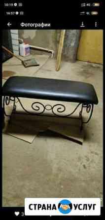Сделаю оградки,скамейки,мангалы,калитки и тд и тп Нытва