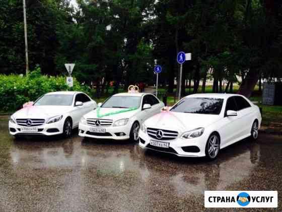 Аренда авто на свадьбу Рязань