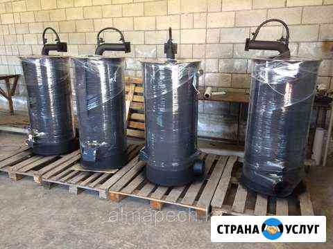 Котлы услуги отопления Хабаровск