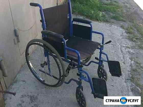 Аренда инвалидной коляски Омск
