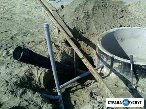 Земляные работы,копка траншей,колодцев,погребов и Брянск